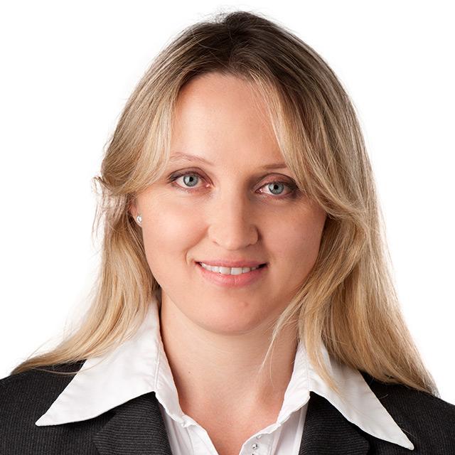 Oxana Bärtsch, Dr. oec. HSG
